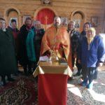 На Радоницу в Никольском храме села Дигилевка была отслужена панихида