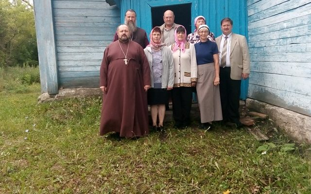 В селе Русский Ишим Городищенского района состоялось учредительное собрание прихода