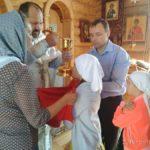 Праздник Преображения Господня в селе Дигилевка