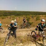 В Городищенском районе состоялся велопробег